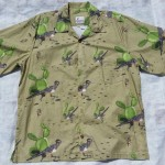 Green Road Runner Shirt